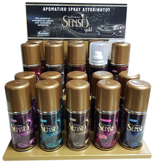 Senses Gold Spray