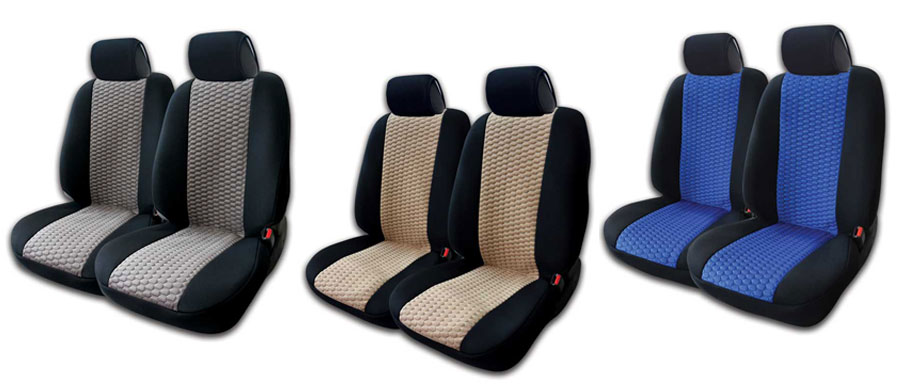 Seat Covers SUEDE ALCADARA