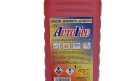 Αντιψυκτικό-Αντιθερμικό -15°C 1LT