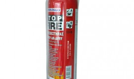 Foam (Aerosol Type) 750gr Fire Extinguisher