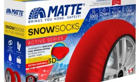 MATTE Snow Socks Active Series