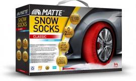 MATTE Snow Socks Classic